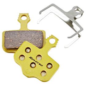 Reverse Avid / Sram Brake Pads sintered yellow